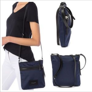 🆕 Marc Jacobs navy crossbody bag